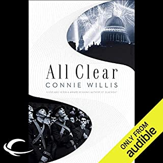 All Clear audiobook cover art