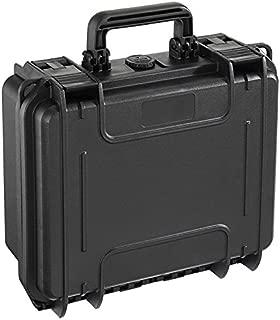 DURATOOL MAX300S.079 Storage Case, Waterproof, with Foam, Black, 336mm x 300mm x 148mm
