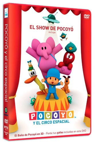 Pocoyo Y El Circo Espacial [DVD]