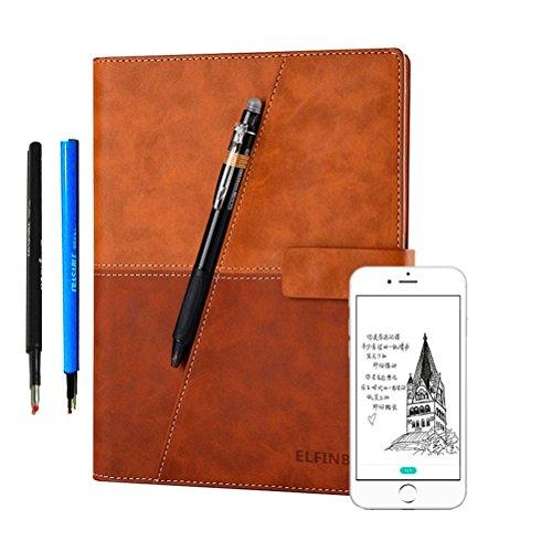 Smart Notebook 3.0 2018 APP Cloud-Speicher Zeichnungsbuch Sketchbook Notizblock (Brown)