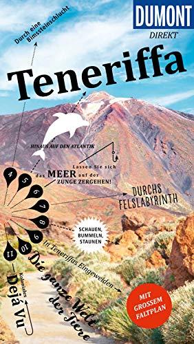 DuMont direkt Reiseführer Teneriffa (DuMont Direkt E-Book) (German Edition)