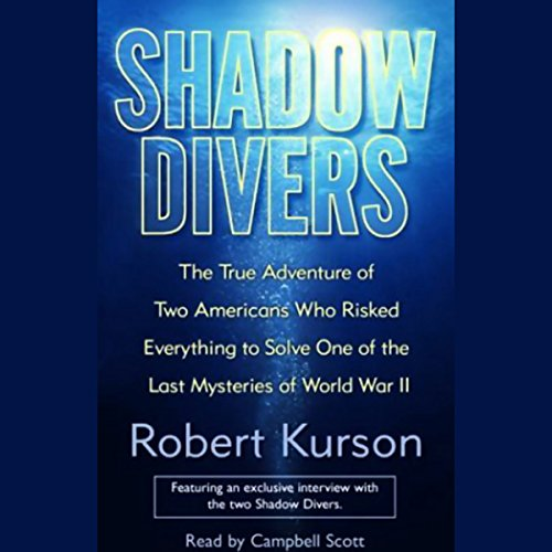 Shadow Divers Titelbild