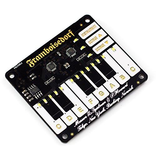 Piano HAT - de ultieme mini muzikale metgezel voor Raspberry Pi!