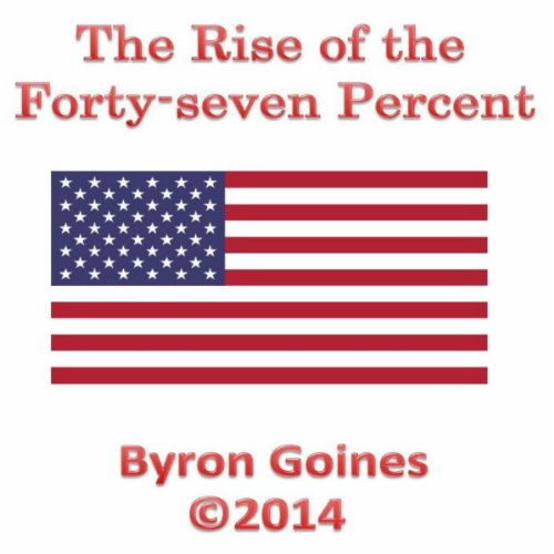 The Rise of the Forty-seven Percent audiobook cover art
