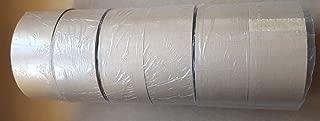 6 Rollen Papierklebeband standard, Ökopack Papier, braun 50 mm x 50 m