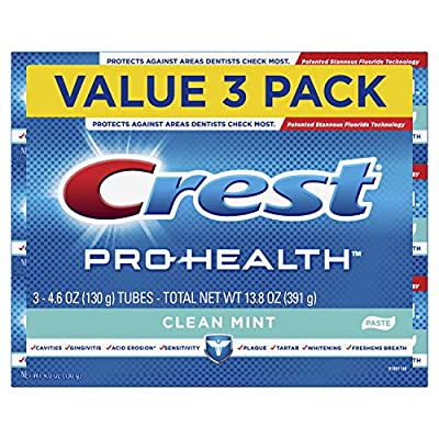 Crest Pro-Health Smooth Formula