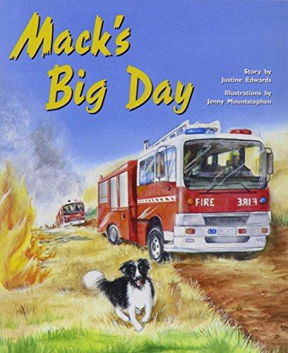 Mack's Big Day: Individual Student Edition Purple (19-20) (Rigby PM Plus)