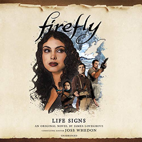 Couverture de Firefly: Life Signs