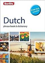 Berlitz Phrase Book & Dictionary Dutch (Bilingual dictionary) (Berlitz Phrasebooks)