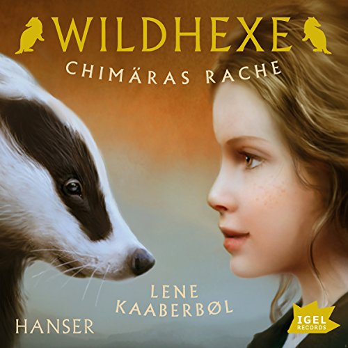 Chimäras Rache audiobook cover art