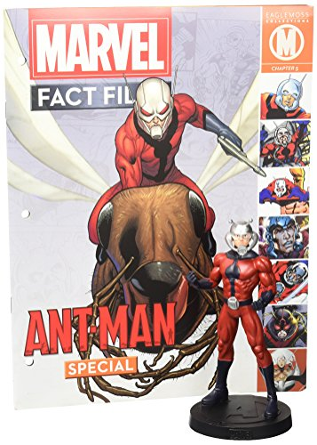 Marvel Avengers Fact Files Special #10 Ant-Man Statue with Collector Magazine
