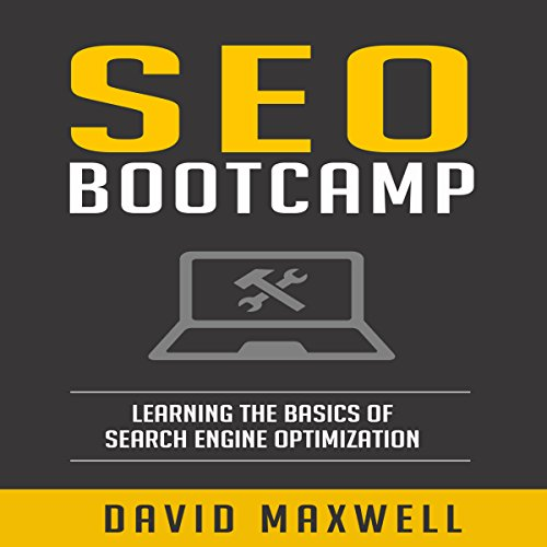 SEO: Bootcamp audiobook cover art