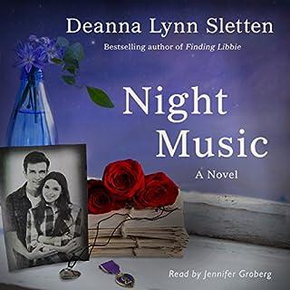 Night Music audiobook cover art