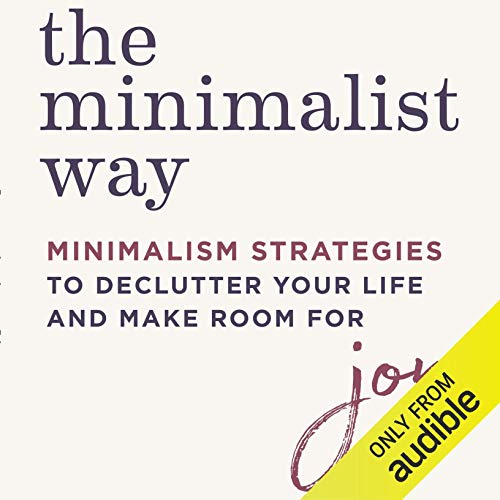 The Minimalist Way audiobook cover art