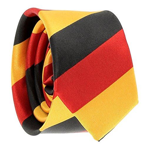 Cravate Drapeau Belge - Cravate Belgique