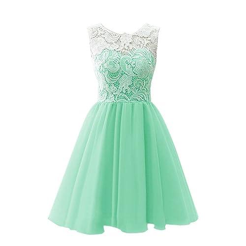 Short Fluffy Prom Dresses