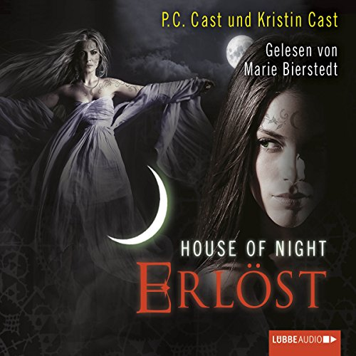 Erlöst (House of Night 12) audiobook cover art