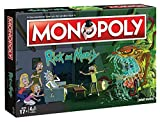 Winning Moves WIN45069 Monopoly - Rick and Morty Rick &