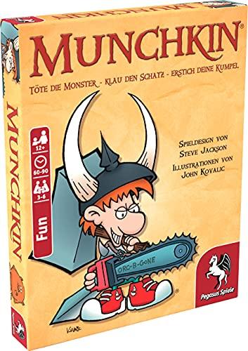 Pegasus Spiele 17211G - Munchkin...