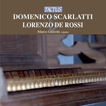 Scarlatti - Rossi: Opere per Organo