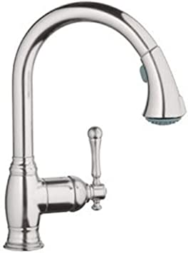 Pull Out Spray Head Faucet Spouts And Kits Amazon Com