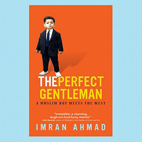 The Perfect Gentleman audiobook cover art