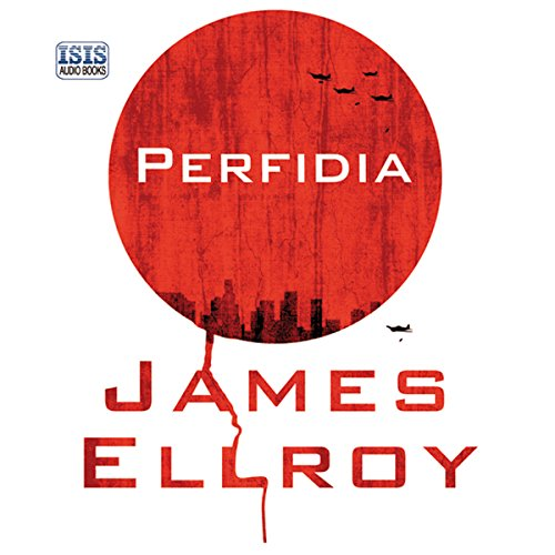 Perfidia audiobook cover art