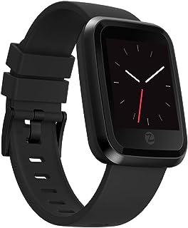 Easytoy Smartwatches, Zeblaze Crystal 2 Smart Bracelet IP67 Waterproof Color Screen Smart Watch (Black)