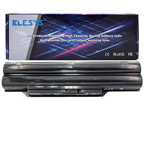BLESYS FMVNBP213 Akku FMVNBP213 FPCBP331 FPCBP347AP CP567717-01 Kompatibel mit Laptop Batterie FUJITSU Lifebook A512 A532 AH512 AH532 AH532-G21 AH532-G52 AH562 Notebook Akkus