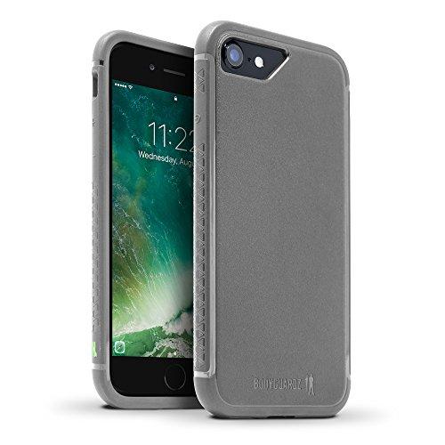 BODYGUARDZ Golpes Desigual Caso para Apple iPhone 8/7/6–Gris/Verde