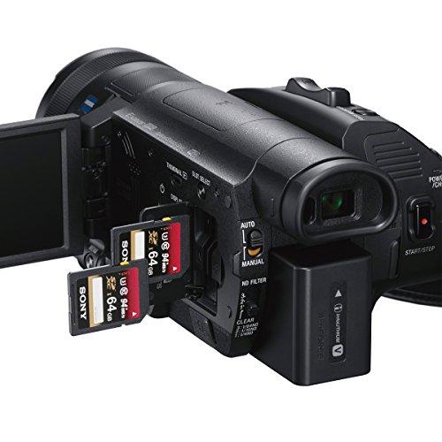 SONY(ソニー)『デジタル4Kビデオカメラレコーダー(FDR-AX700)』