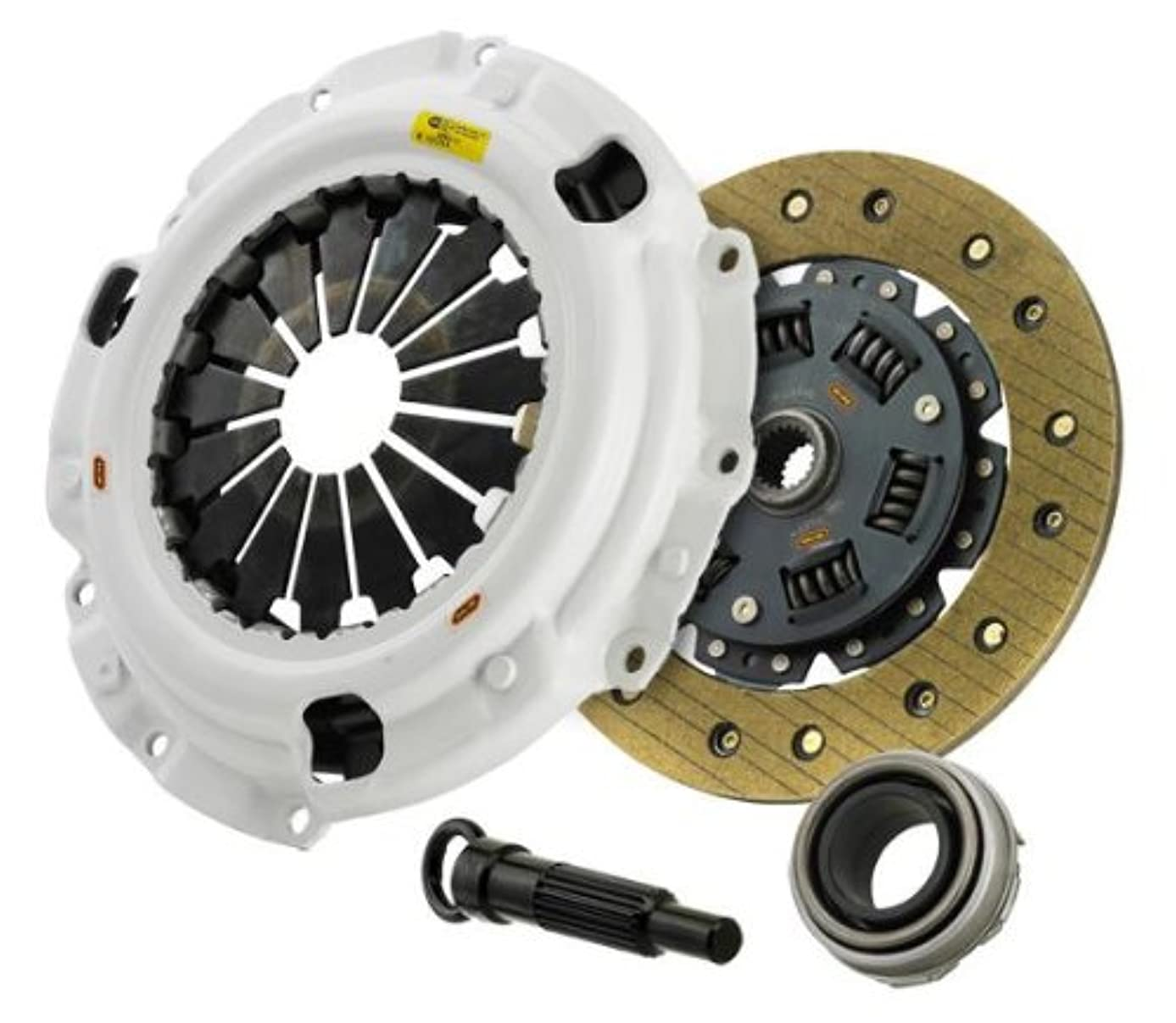Clutch Masters 04198-HDKV Single Disc Clutch Kit with Heavy Duty Pressure Plate (Chevrolet Aveo 2004-2011 .)