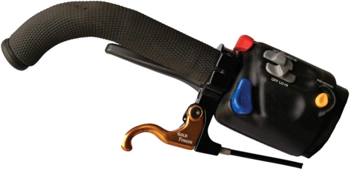GoldFinger Throttle Left Our shop most popular 007-1026 Kit Hand Max 56% OFF