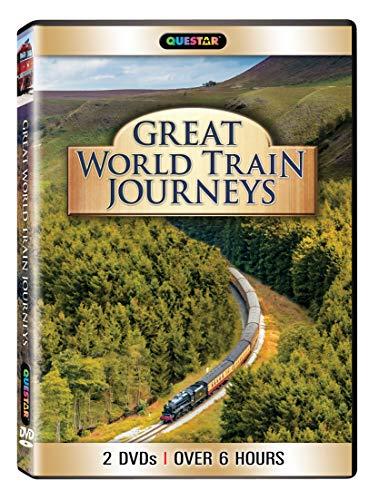 Great World Train Journeys DVD 2 pk.