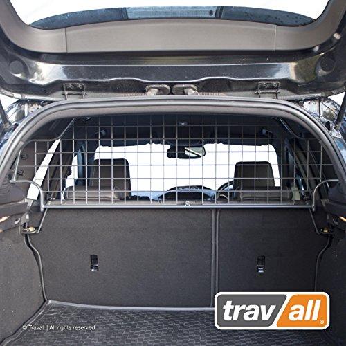 Travall® Guard Hundegitter TDG1303 - Maßgeschneidertes Trenngitter in Original Qualität