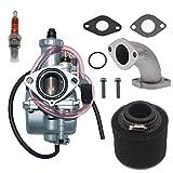VM22 26m Carburetor for Miku Intake Pipe Pit Dirt Bike Motorcycle 110cc 125cc...