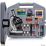 Best Microscopes Kids Microscopes - Microscope for Kids 50 PCS - 120X Review