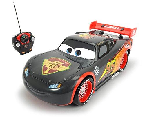 Cars - Rayo McQueen, coche con radiocontrol, escala 1:16, co