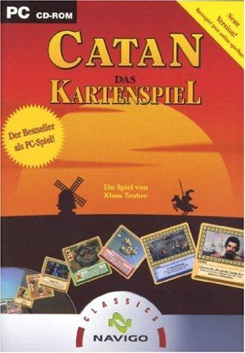 Catan: Das Kartenspiel [Navigo Classics]