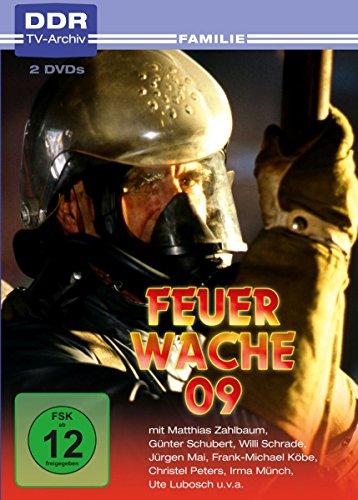 Feuerwache 09 (DDR-TV-Archiv) [2 DVDs]