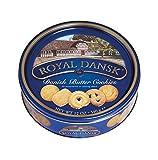 Royal Dansk Biscotti Danesi al Burro e Cocco Grattugiato - 1 x 340 Grammi