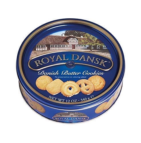 Royal Dansk Dänische Butter Kekse - 1 x 340 Gramm