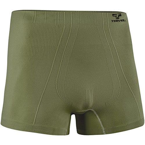 Tervel Herren Comfortline Boxershorts Military Größe L