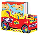 The Wiggles: Big Red Car of Books