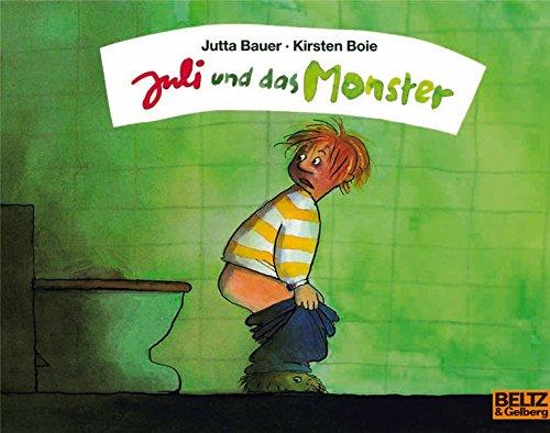 Juli und das Monster: Bilderbuch (MINIMAX)