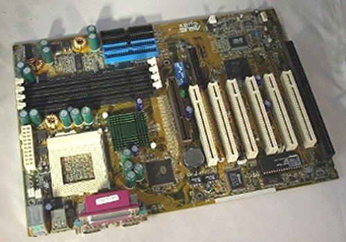 ASUS CUBX ATX Mainboard Intel Sockel 370 AGP 6x PCI 1x ISA 4x IDE RAID SD RAM