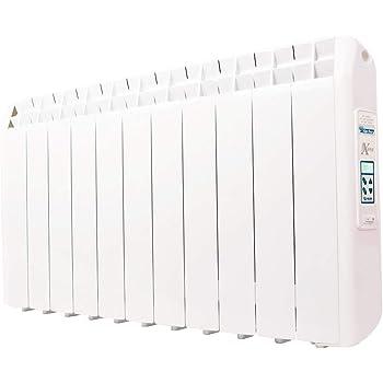 farho Radiador Eléctrico Bajo Consumo XP (Xana Plus) 1210W (11) · Emisor Térmico con Termostato Digital Programable 24/7 · WiFi Opcional · Ideal para Estancias hasta 18m2· 20 AÑOS DE GARANTÍA