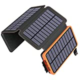 Best Solar Chargers - ADDTOP Solar Charger 25000mAh Huge Capacity Solar Power Review