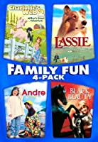 Family Fun Four-Pack Collection