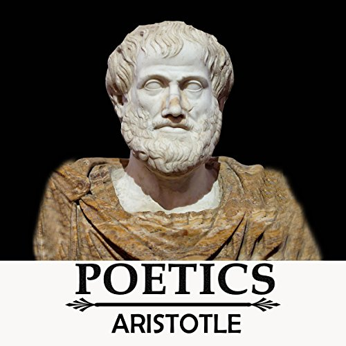 Poetics audiobook cover art